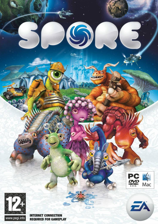 Читы, Коды к игре Spore.